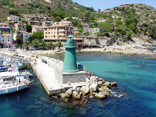 Il porto del Giglio by WTL photos