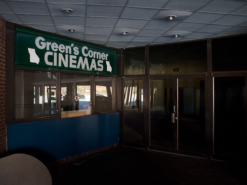 Green's Corner Former Cinemas