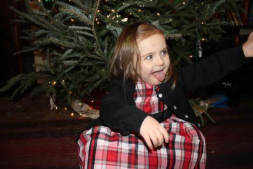 Cora Christmas 2011