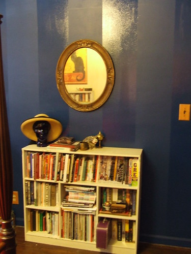 Guest Room Bookcase