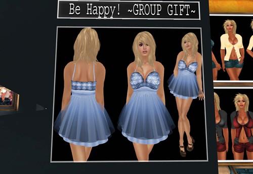 Be Happy - Vestido de coctel (solo para miembros) by Cherokeeh Asteria