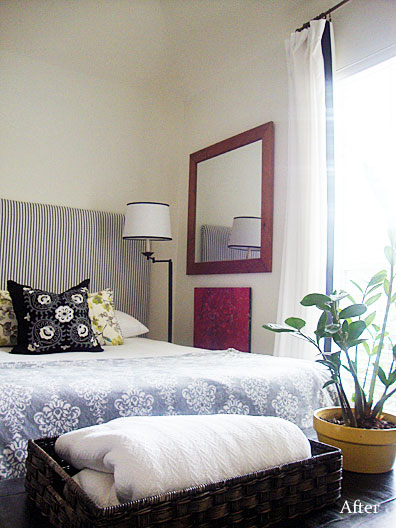 From Junk Room To Beautiful Bedroom The Big Reveal: Libbie Grove Design: Guest Bedroom Big Reveal