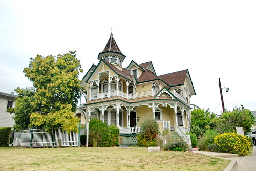 Z.H. Weller Residence, Zachariah Weller, Builder c.1895 by Michael Locke