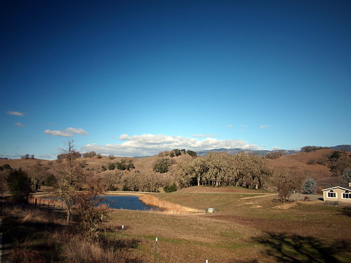 The beautiful day that is a dry winter in Northern California