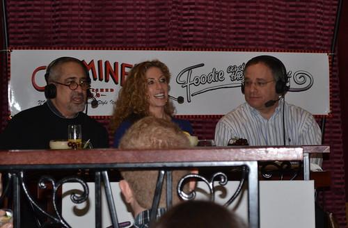 David, Nycci and Jeff