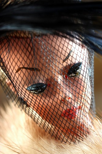Lady in a Cage by ernestopadrocampos