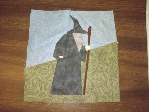 TABA Quilt-Along - Gandalf