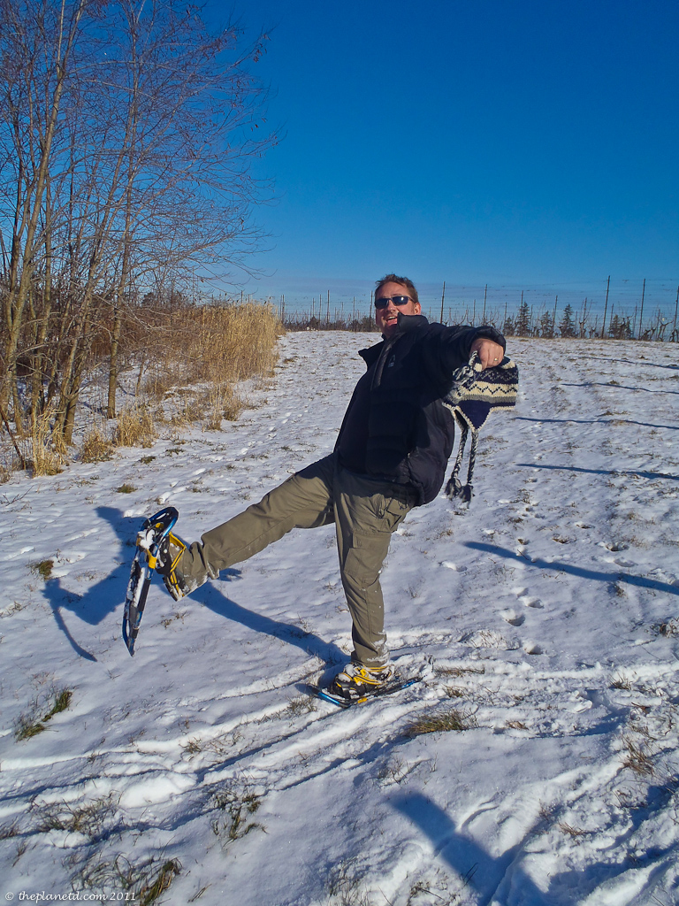 snowshoeing_niagara_wineries