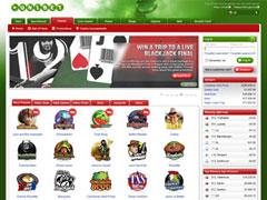 Unibet Casino Lobby