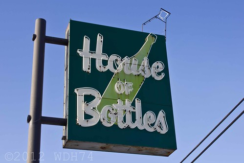 House of Bottles by William 74