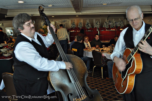Jazz at Kozlaks Sunday Brunch ~ Shoreview, MN