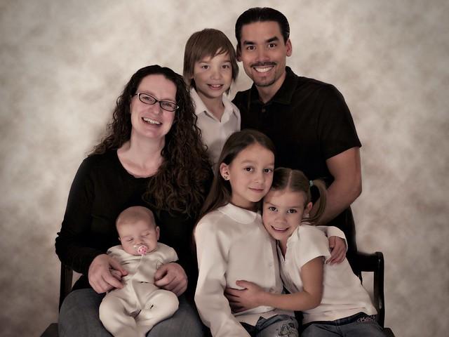 Family portrait 2012