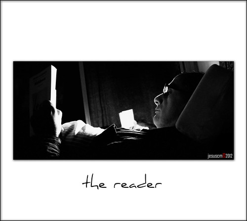 the reader • el lector by jesuscm