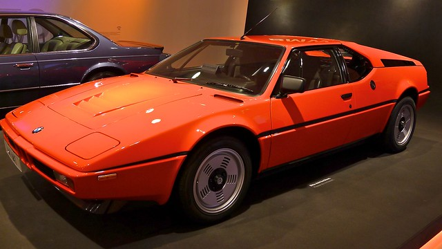 80s Era Bmw Sportscar Don T Recall The Model Number But L Flickr Photo Sharing