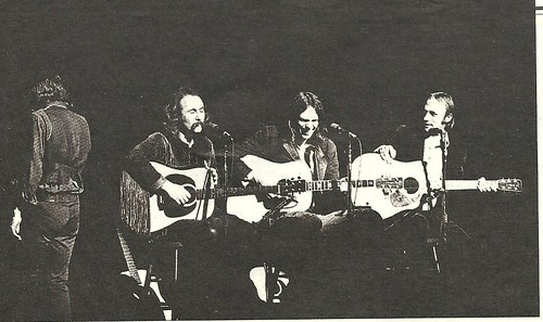 CSNY @ Fillmore East, NYC, 1970