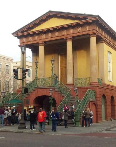 Entrance to Charleston City Market