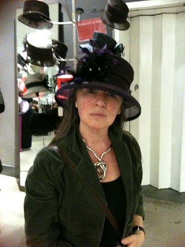 Dark Purple Hat