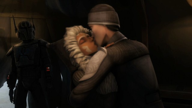 ahsoka and lux relationship