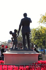Mickey, Walt Disney y Nochebuenas