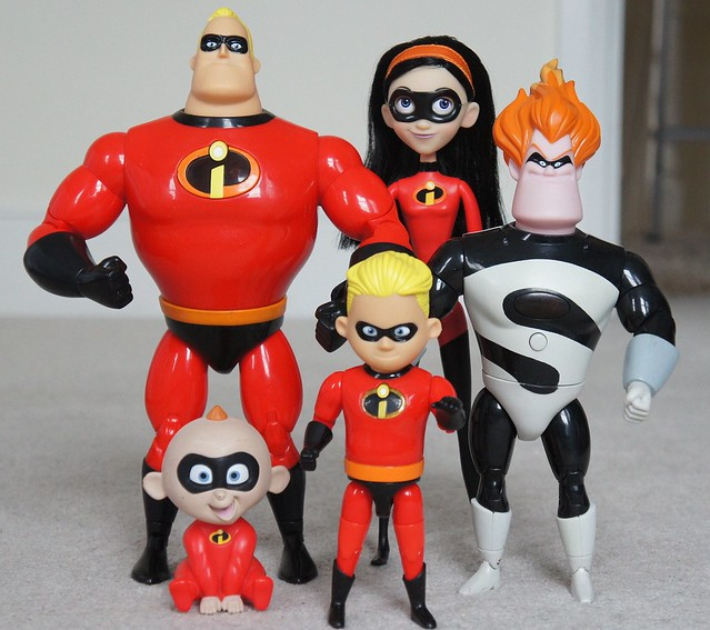 The Incredibles Toys R Us : The incredibles cast flickr photo sharing
