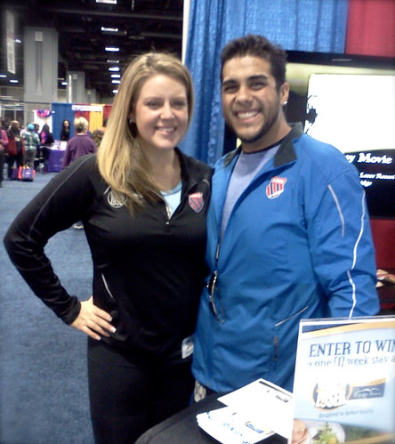Jess & Ramon from The Biggest Loser