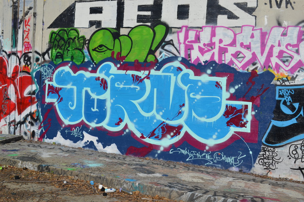 JURNE, NESTA, Graffiti, Street Art, the yard, Oakland, TFL, OSD