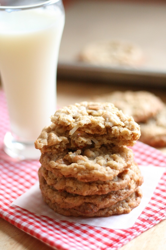 Peanut Butter Coconut Oatmeal Scotchies Final 4