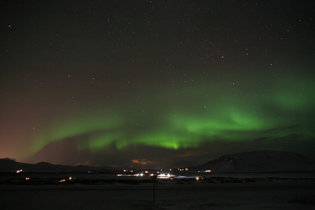 Iceland - Northern Lights 7