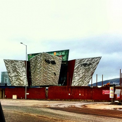 Final #titanic image from #belfast #northernireland for today #iphoneography #instagram366