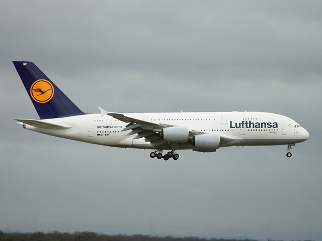 d aimf lufthansa airbus a380 800 a388 flickr photo. Black Bedroom Furniture Sets. Home Design Ideas