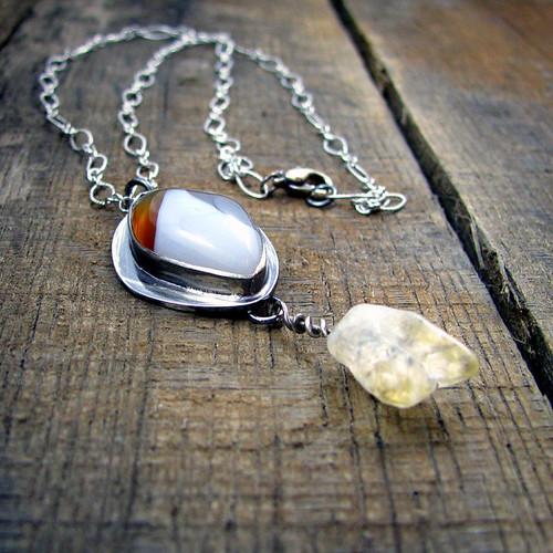 asymetrical pendant