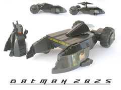 LUGNuts 51st Build Challenge: Batmobile 2025