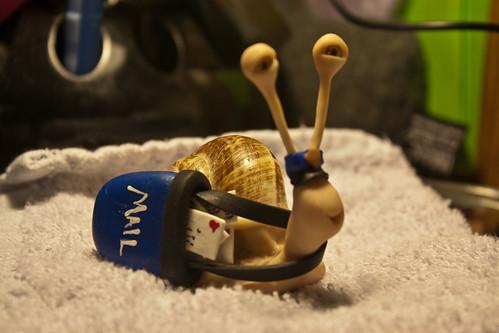026/366 [2012] - Meet Snailmail