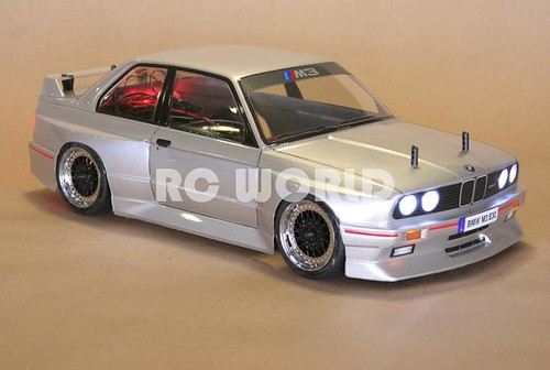 1 10 rc bmw m3 evo brushless silver a photo on flickriver. Black Bedroom Furniture Sets. Home Design Ideas