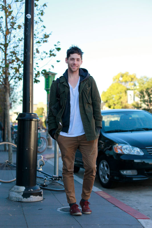 andrewval - San Francisco Street Fashion Style