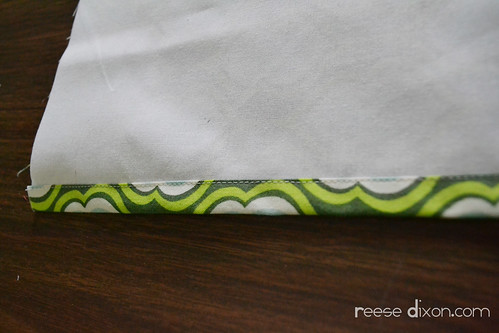 Needle Roll Tutorial Step 3