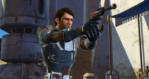 SWTOR Scoundrel Build Guide