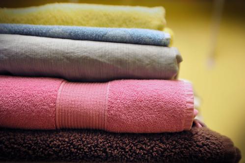 087 Towels