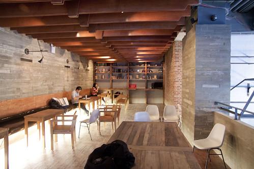 Caffe Benne interior