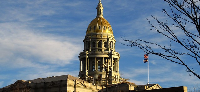 Colorado State Capitol, Denver, Colorado