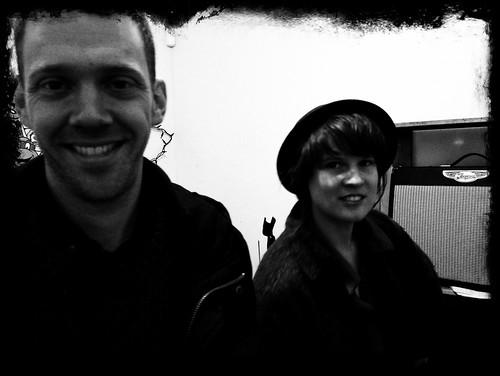Matt and Zuzia