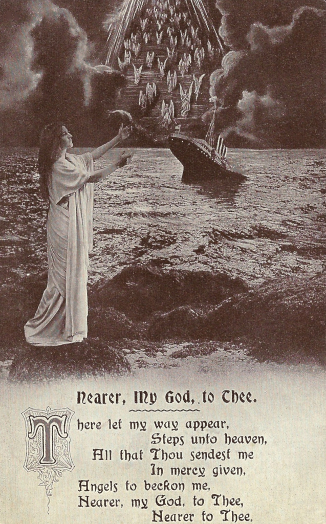 Titanic - Nearer, My God, To Thee