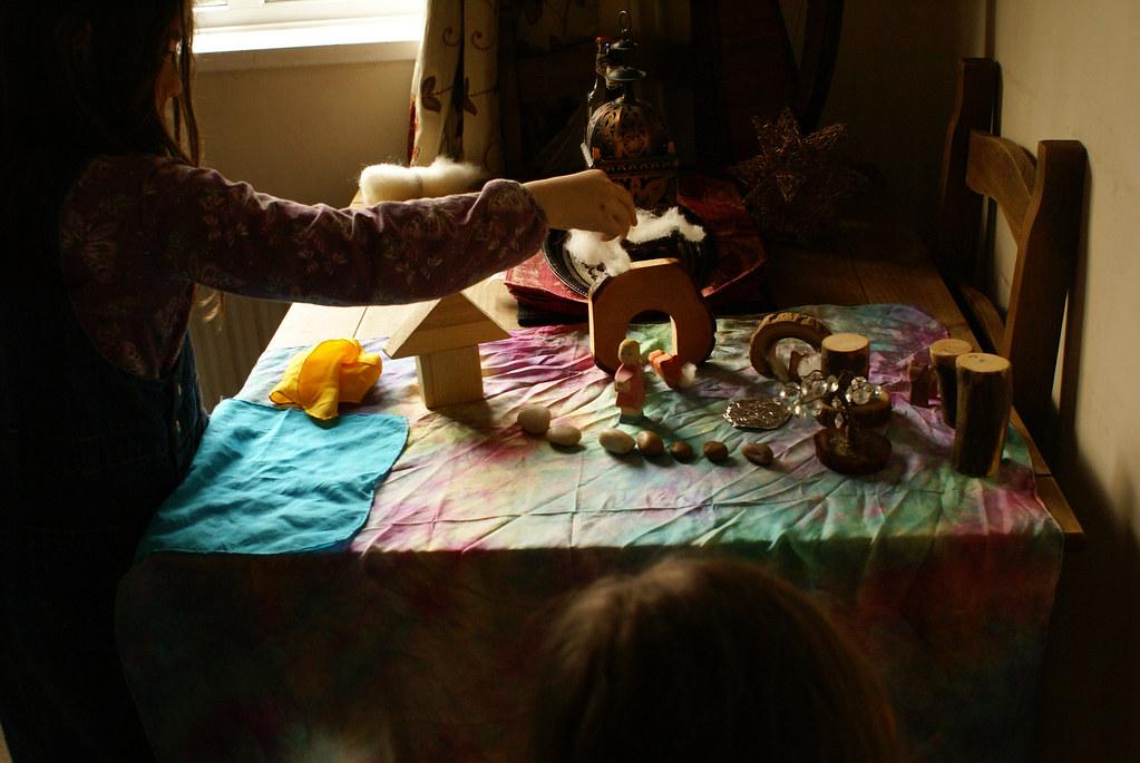 waldorf winter story