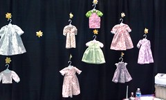 Little girl's clothing by Mary