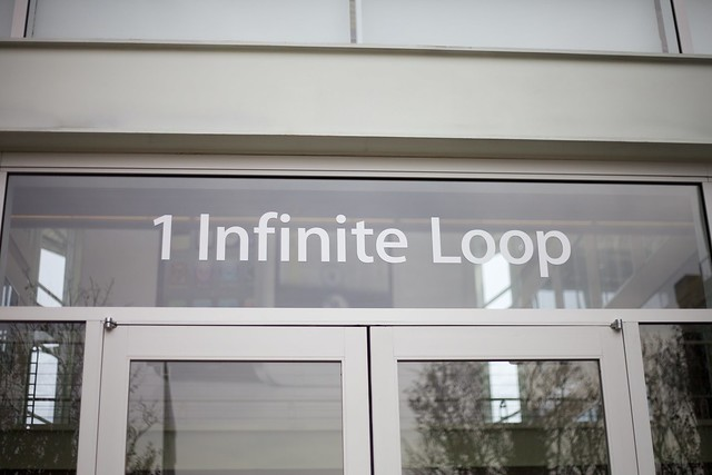 1 Infinite Loop, Cupertino