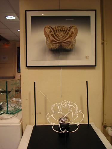 Exposition Mathematiques et Art