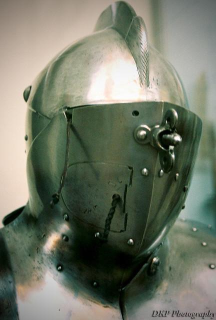 BOLD—Jousting Armor Helmet