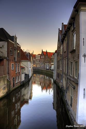 netherlands nederland hdr oudewater