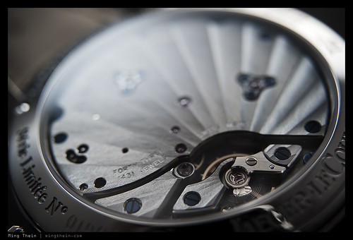 Jaeger LeCoultre Master Minute Repeater Review