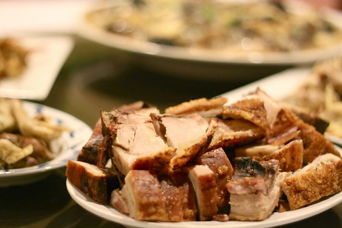 Chinese New Year Dinner - Roast Pork